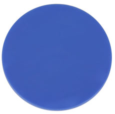Token Ø 38 mm blue