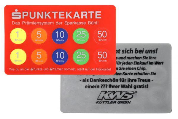 Sammel-Chip-Card
